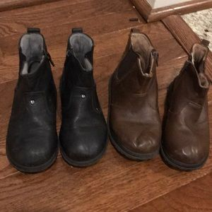 Children's Place Leather Boots